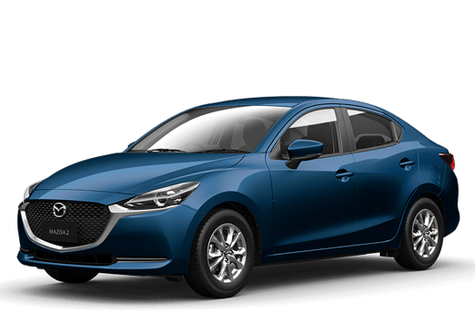New Mazda Mazda2 at Memphis