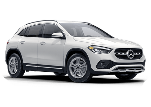 New Mercedes-Benz GLA in San Jose