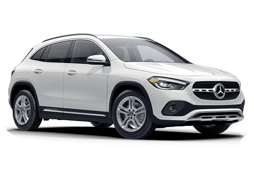 New Mercedes-Benz GLA in Merriam
