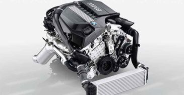 3.0-liter TwinPower Turbo 6-Cylinder Engine