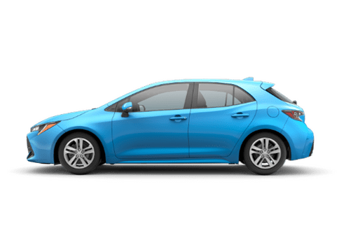 New Toyota Corolla Hatchback in Martinsburg