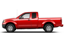 New Nissan Frontier at Duluth