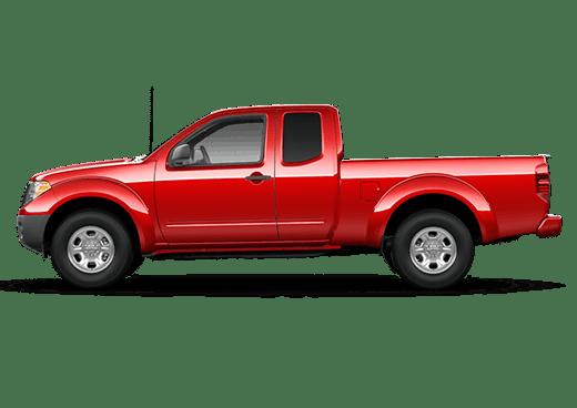 New Nissan Frontier near Wilkesboro