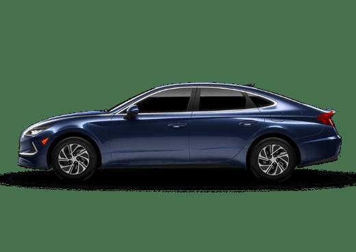 Sonata Hybrid Blue