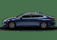 New Hyundai Sonata Hybrid at High Point