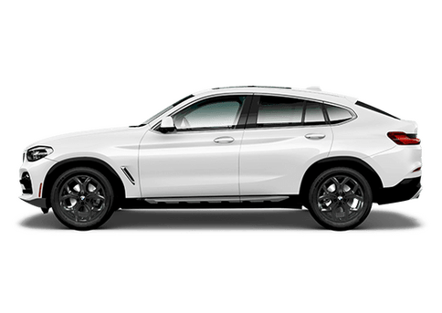 New BMW X4 in