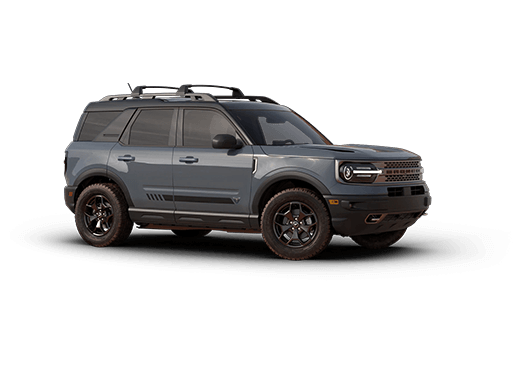 Bronco Sport First Edition