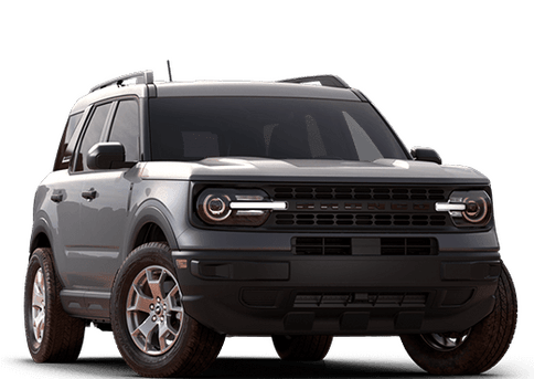 New Ford Bronco Sport in