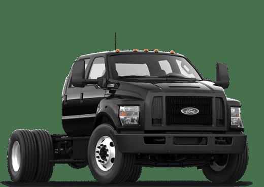 F-650 Gas Pro Loader Reg Cab