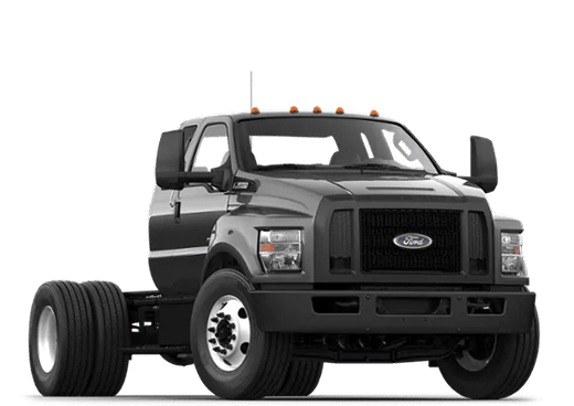 New Ford F-650 Diesel Straight Frame near Sault Sainte Marie