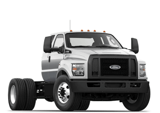 New Ford F-650 Gas Straight Frame near Sault Sainte Marie