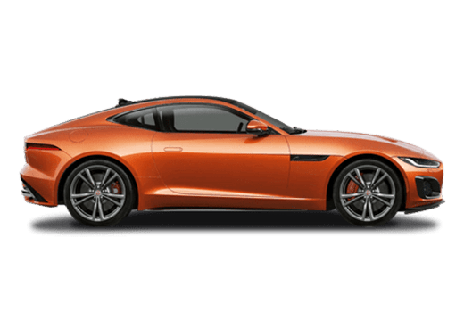 New Jaguar F-TYPE near San Antonio