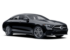 New Mercedes-Benz CLS 450 at Morristown