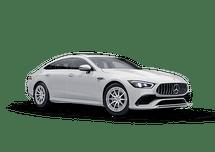 New Mercedes-Benz AMG GT 53 4-door at Salisbury