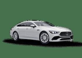 New Mercedes-Benz AMG GT 53 4-door at Marion
