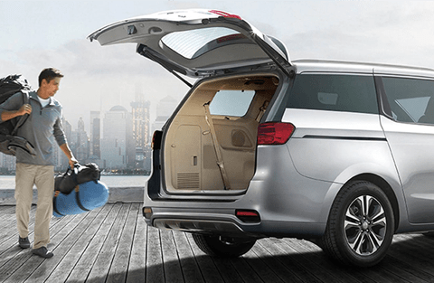Smart Power Liftgate™