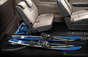 Standard Slide-N-Stow® Seating