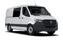 New Mercedes-Benz Sprinter Crew Van at Wilmington