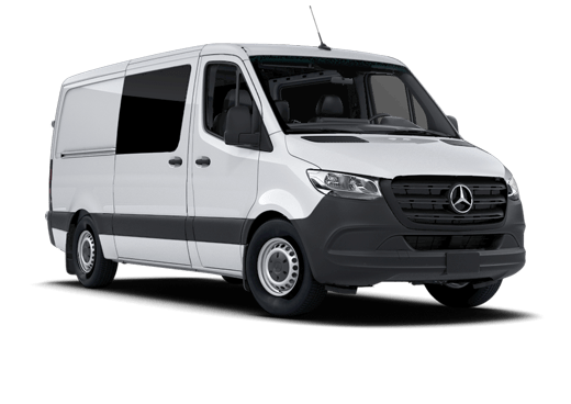 New Mercedes-Benz Sprinter Crew Van near Medford