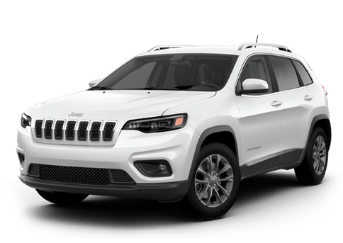 New Jeep Cherokee in Raleigh