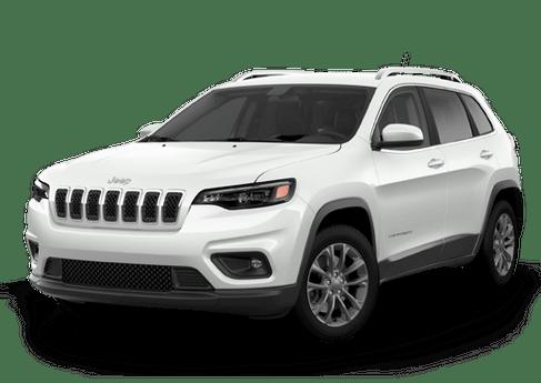 New Jeep Cherokee in Weslaco