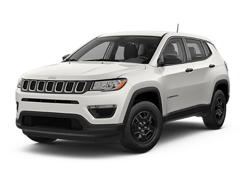 New Jeep Compass in