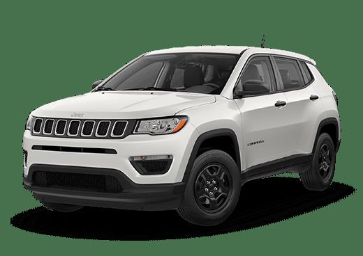 New Jeep Compass near Owego