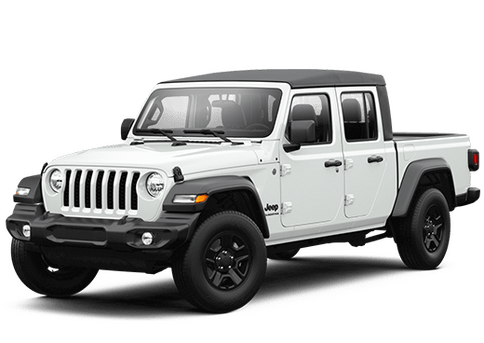 New Jeep Gladiator in Bozeman