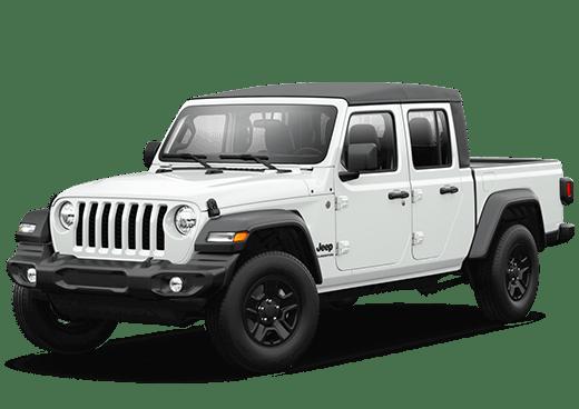 New Jeep Gladiator near Owego