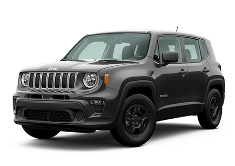 New Jeep Renegade in Littleton