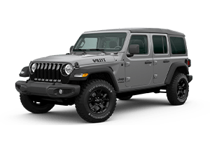 Jeep Wrangler Willys Specials in Rio Grande City
