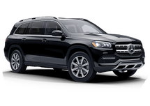 New Mercedes-Benz GLS at Oshkosh