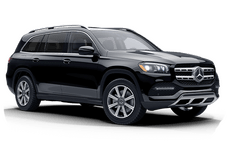 New Mercedes-Benz GLS at Morristown