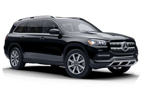 New Mercedes-Benz GLS in San Jose