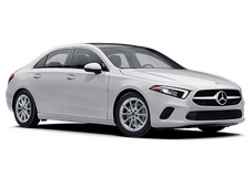 New Mercedes-Benz A-Class at Morristown