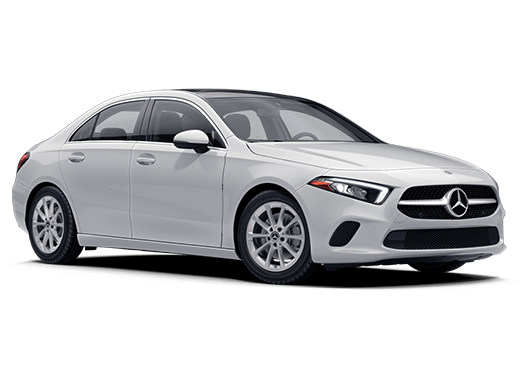 New Mercedes-Benz A-Class near Bellingham