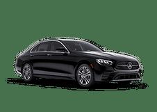 New Mercedes-Benz E-Class at Houston