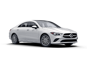 2021 CLA CLA 250 4MATIC Coupe