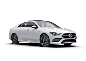2021 CLA AMG CLA 35 4MATIC Coupe
