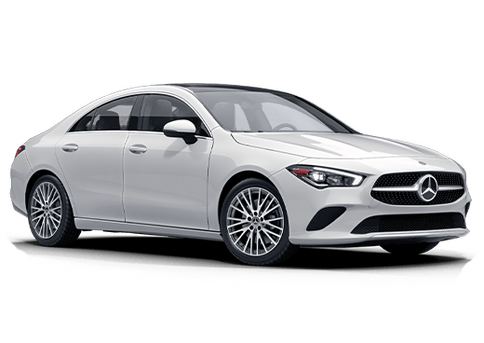 New Mercedes-Benz CLA in Pembroke Pines
