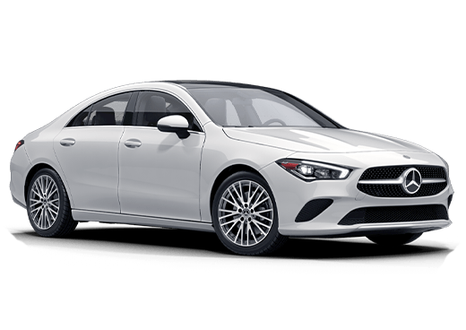 New Mercedes-Benz CLA near Medford