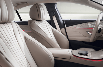 Five seats at the forefront of style.