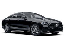 New Mercedes-Benz CLS at Merriam