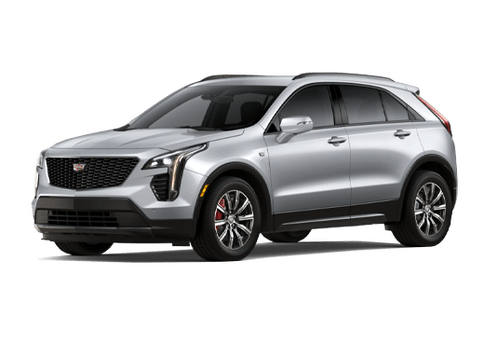 New Cadillac XT4 in