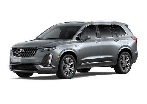 New Cadillac XT6 in
