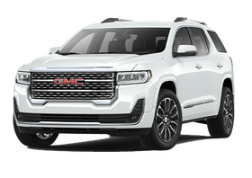 New GMC Acadia at Marion