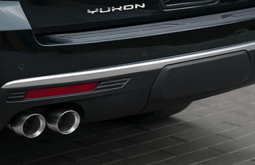Dual Exhaust System With Dual Twin Polished Stainless Steel Tips