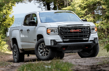 OFF-ROAD READY: 2021 CANYON LINEUP INTRODUCES FIRST EVER AT4