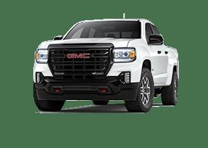 2021 Canyon 4WD AT4 w/Cloth