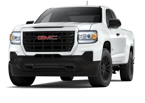 New GMC Canyon in